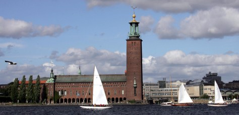 Image: Stockholm City Hall