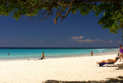 IMAGE: BARBADOS BEACH