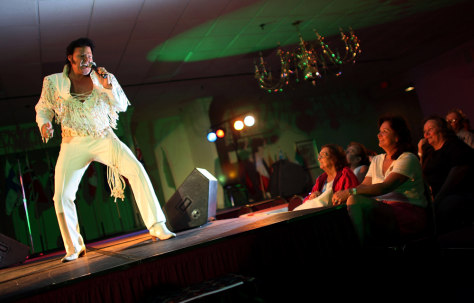 Image: Cruise for Elvis lovers
