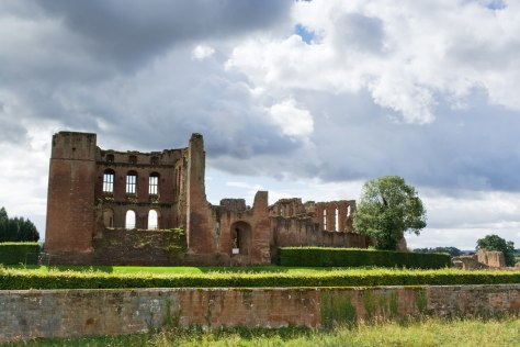 Image: Kenilworth Castle in Warwickshire, England
