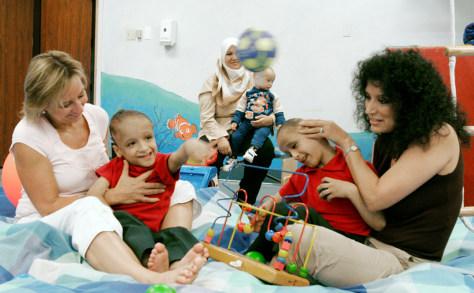 Mohamed Ibrahim, Ahmed Ibrahim, Sally Fryer, Luci Salyer