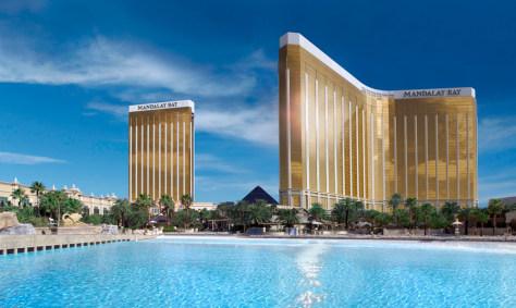 Image: Mandalay Bay, Las Vegas