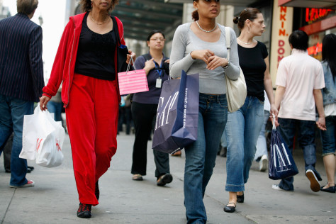 U.S. Retail Sales Fell In April