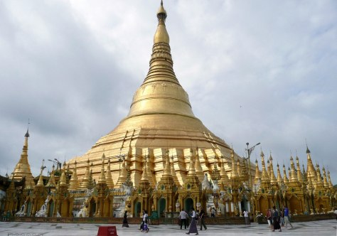 Image: Shadagon Pagoda