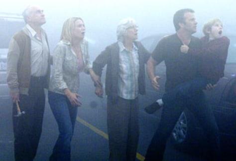 "Image: Scene from ""Stephen King's The Mist"""