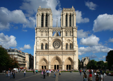 Image: Notre Dame cathedral