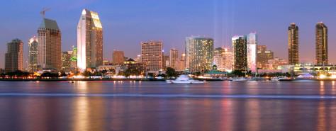 Image: The downtown San Diego skyline