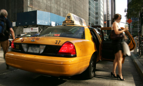 Image: Taxi