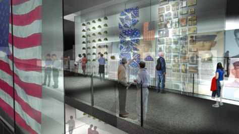 Image: Rendering of museum