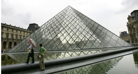 Image: The Louvre, Paris