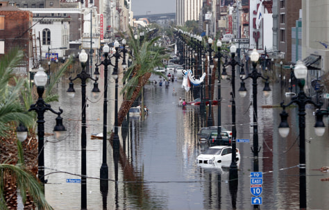 Katrina Devastation Apparent As Toll Rises