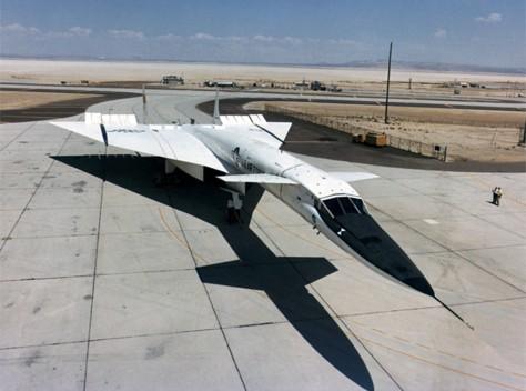 Image: XB-70A
