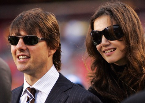 Image: Tom Cruise, Katie Holmes