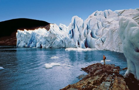 Image: Islands off Chile, near Antarctica