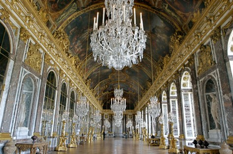 Image: Hall of Mirrors, Versailles