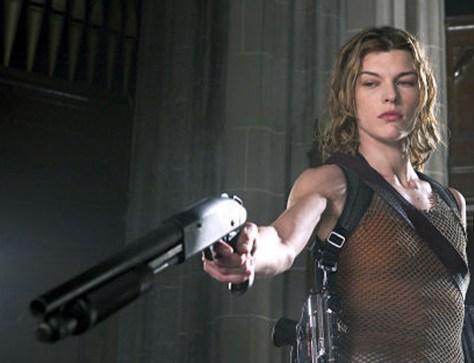 """""""Resident Evil: Extinction"""""""