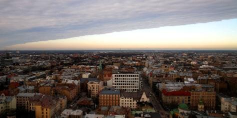 IMAGE: Riga at dusk