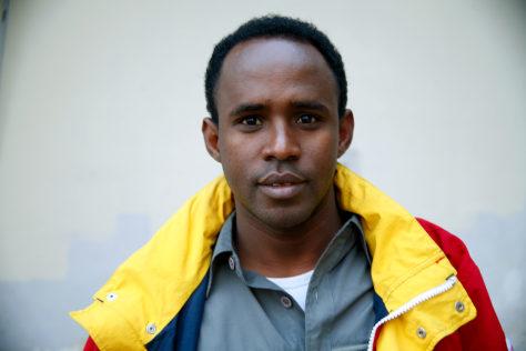 Image: Warsame Ali Garare.
