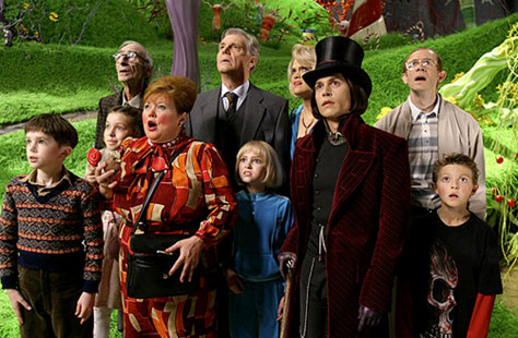 """Charlie and the Chocolate Factory."""
