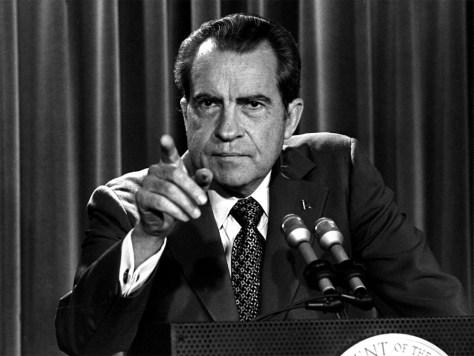 IMAGE: President Richard Nixon