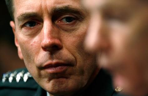 Image: Petraeus