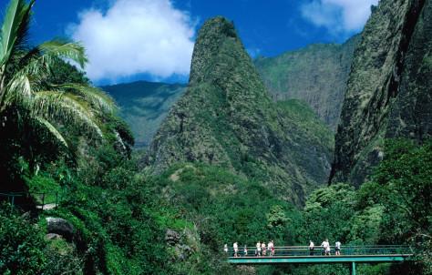 Image: Ioa Needle on Maui