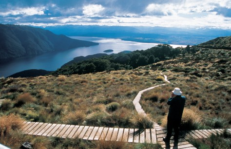 Image: Kepler Track, New Zealand