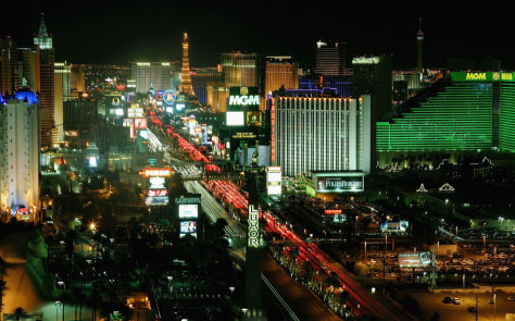 Image: The Las Vegas Strip