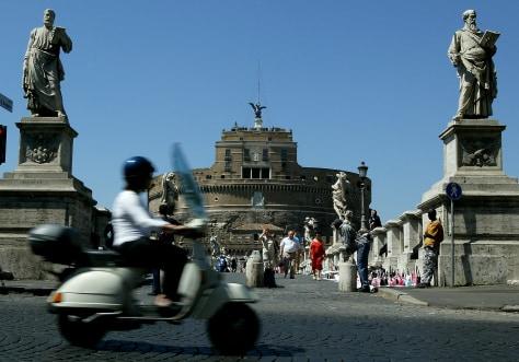 Image: Castel Sant'Angelo, Rome