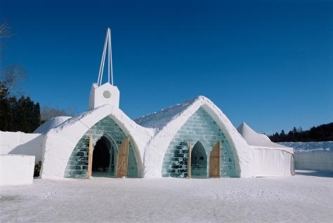 Image: Ice hotel