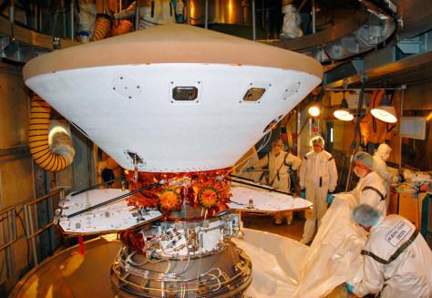 Image: Phoenix Mars Lander