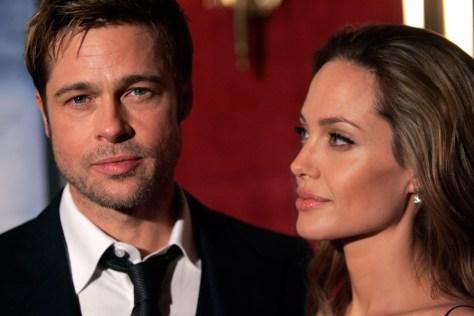 Image: Angelina Jolie, Brad Pitt