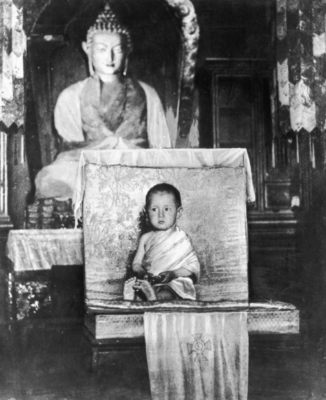 Dalai Lama Family