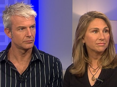 Richard Neely and Allyson Dalton