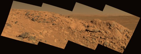 Image: Longhorn on Mars