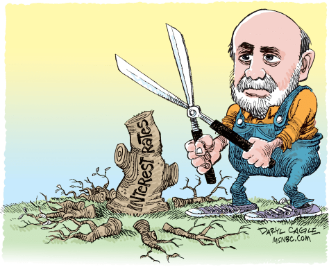Image: Bernanke cartoon