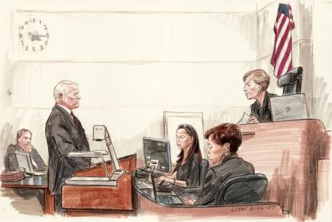 J.Steven Griles and Judge Ellen S. Huvelle
