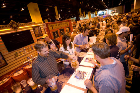 Image: Great American Beer Festival