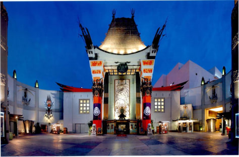 Image: Grauman's Chinese Theater