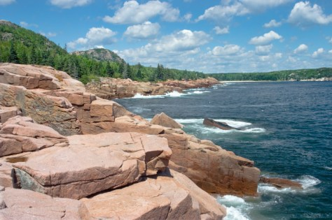Image: Seawall Campground, Acadia National Park, Maine