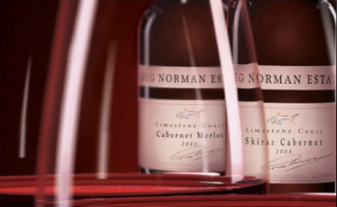 Image: Greg Norman Estates Wine