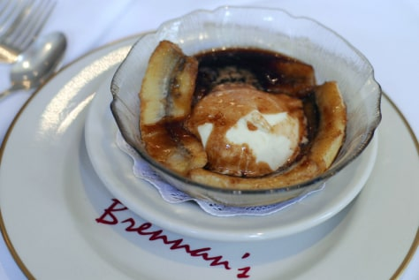 Image: Bananas Foster: Brennan's, New Orleans