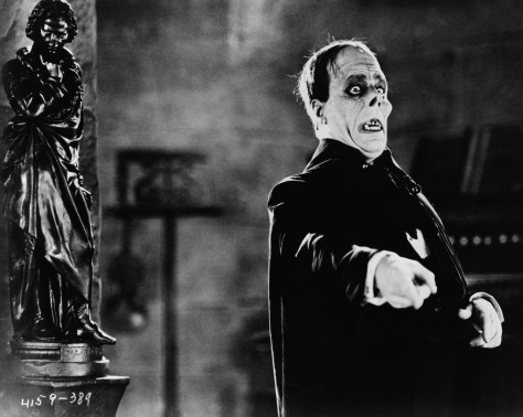 Image: Lon Chaney as the Phantom of the Opera