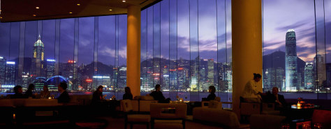Image: InterContinental Hong Kong