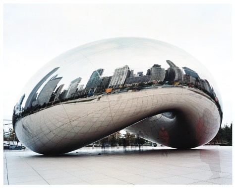 Image: Cloud Gate