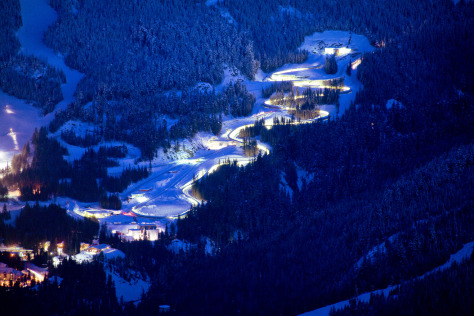 Image: The Whistler Sliding Centre