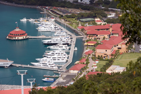 Yacht Haven Grande, St. Thomas