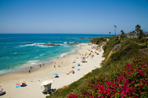 Image: Laguna Beach, Orange County, Calif.