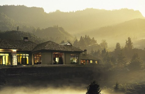 Image: Treetops Luxury Lodge, Rotorua, New Zealand