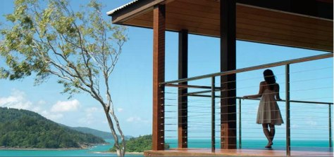 Image: Qualia Resort on the Great Barrier Reef